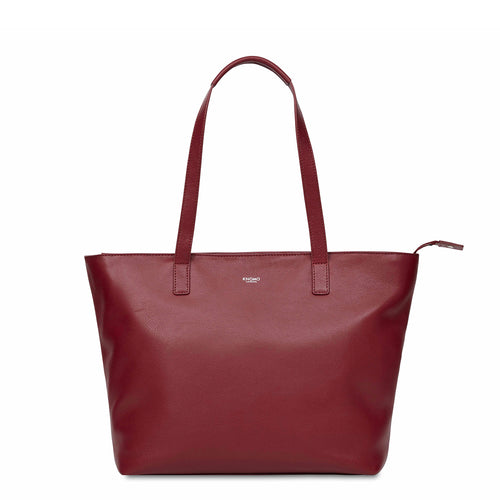 Leather Laptop Tote Bag - 13