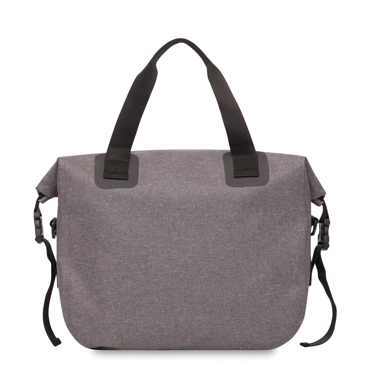 Water Resistant Roll Top Laptop Briefcase 14