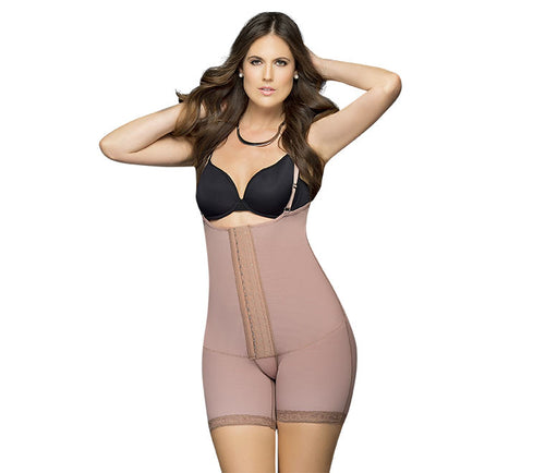 09111 DELIE / D'Prada Short Size-Reducing Body Shaping Girdle