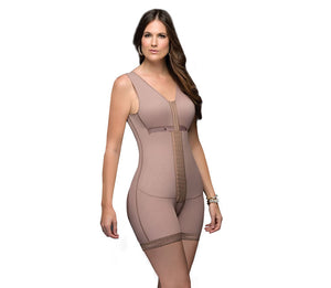 09215 Shaping Girdle with High Compression (Short) – Delie by Fajas Disenos D'Prada – 215