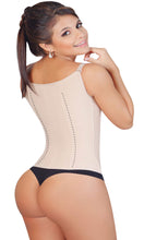 SAMLOME 313 Vest with Removable Strips/ Chaleco para Dama con tiras removibles