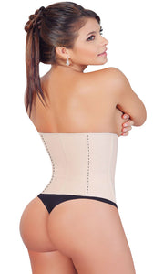 SALOME 315-1 Waist Cincher with Zipper/ Cinturilla con Cierre