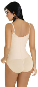 SALOME 417 Body Panty with Removable Straps