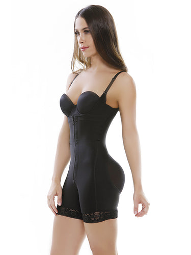 ZAREY 341-1 SHORT SCULPTING THIN STRAPS