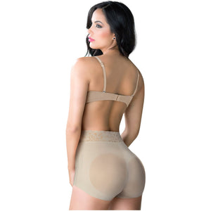 Romanza 2036 Tummy Control Butt Lifting High Waisted Shapewear Panty