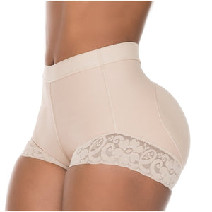 SALOME 0327 Panty con Resorte Levanta Cola