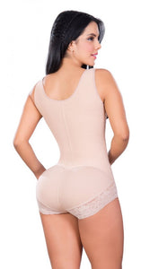 SALOME 411 MOLDING BODY SHAPER WITH HIGH BACK