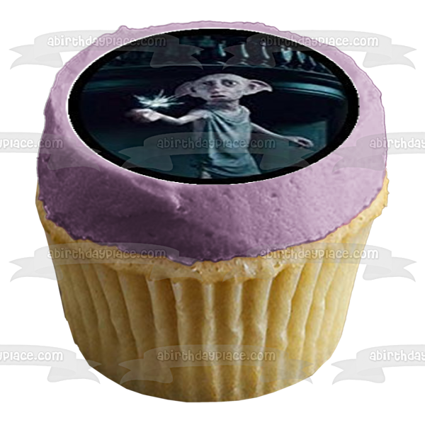 Harry Potter Hermione Granger Dumbledore Ronald Weasley Edible Cupcake Topper Images ABPID01093