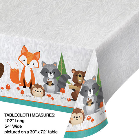 Wild One Table Covering