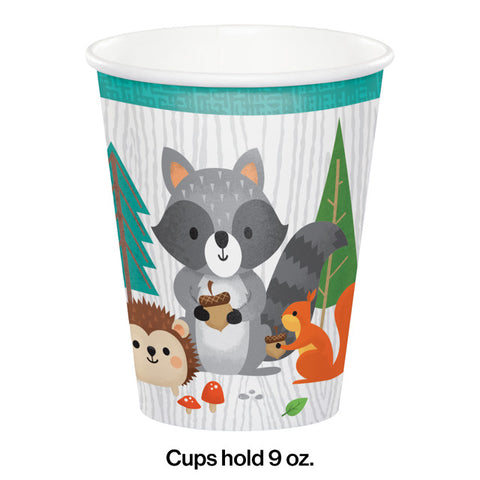Wild One Printed Cups