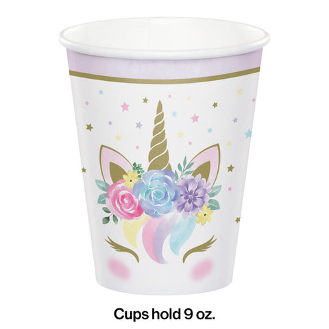 Unicorn Baby Printed Cups