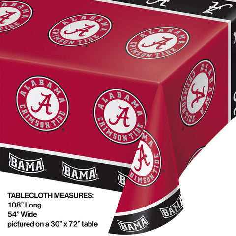 University of Alabama Table Covering