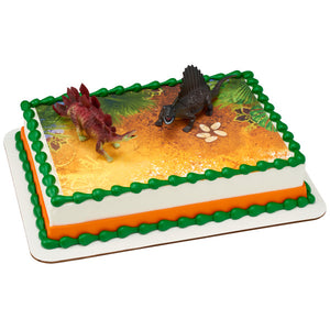 Dinosaur Pals Edible Cake Topper DecoSet® Background