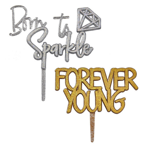 Sparkle Forever Layon