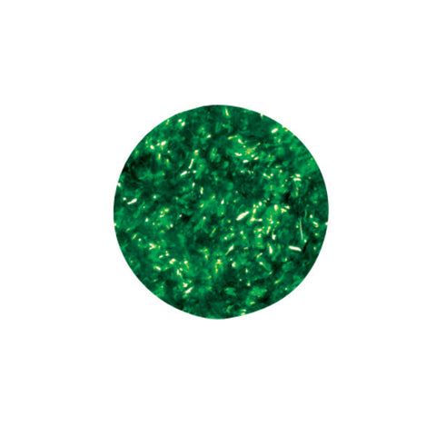 A Birthday Place - Cake Toppers - Green Edible Glitter