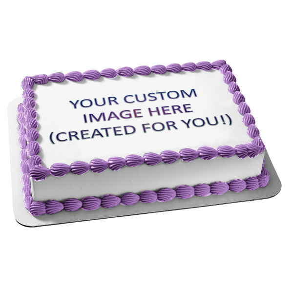 12 x Edible LOL Logo Icing Cake Topper Decoration Cupcakes Birthday Party