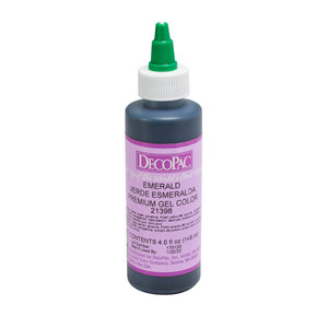 DecoPac Emerald Premium Trend Gel Color