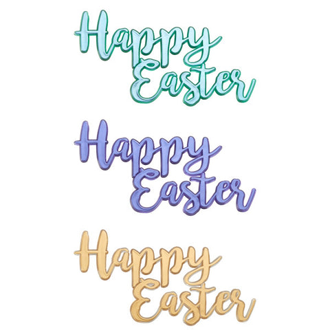 Happy Easter Gemstone Layon