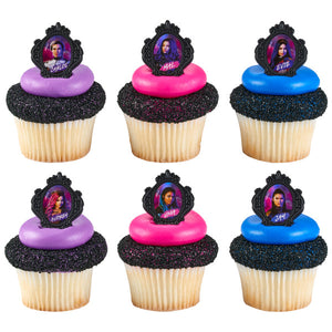 Descendants 3 So Not Ordinary Cupcake Rings
