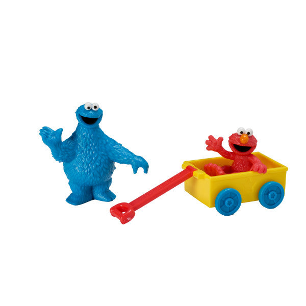 Sesame Street® Let's Play DecoSet®