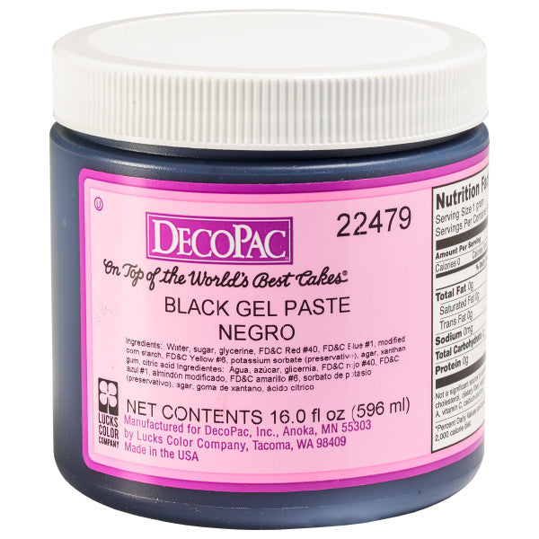 DecoPac Premium Paste Premium Paste Color