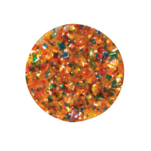 A Birthday Place - Cake Toppers - Multi Color Edible Glitter