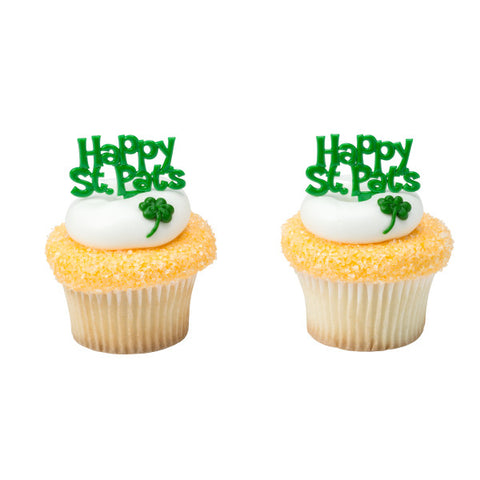 A Birthday Place - Cake Toppers - Happy St. Patrick's Day DecoPics®