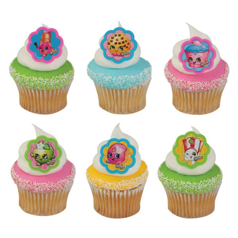 Shopkins™ I Love Shopkins™ Cupcake Rings