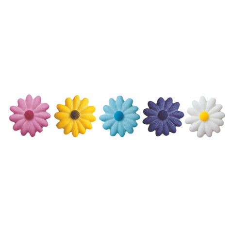 "Daisies Assortment .75"" Dec-Ons® Decorations"
