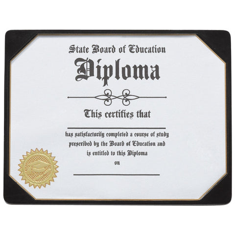 A Birthday Place - Cake Toppers - Diploma Layon