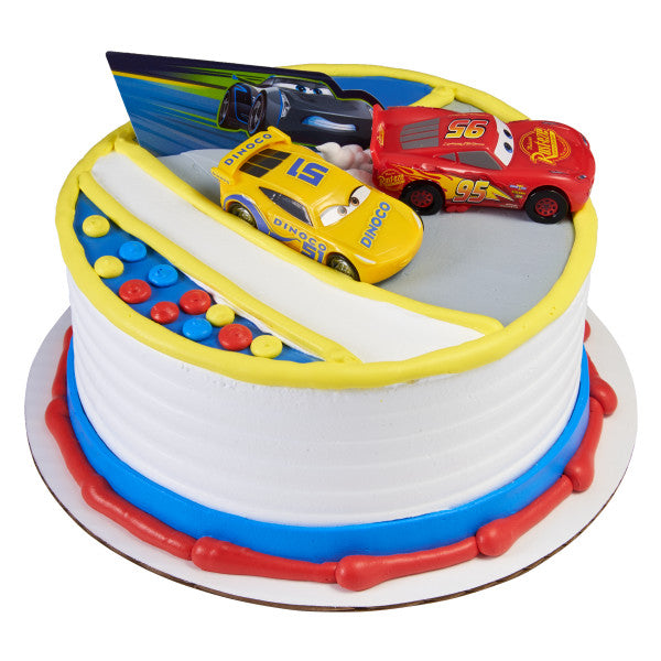 Cars 3 Ahead Of The Curve DecoSetR A Birthday Place