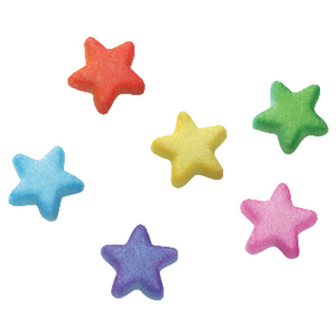 Rainbow Stars Charms Assortment Dec-Ons® Decorations