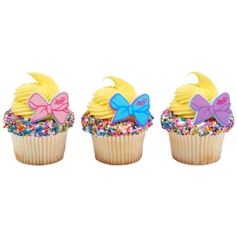JoJo Siwa™ The Party's Here! Cupcake Rings