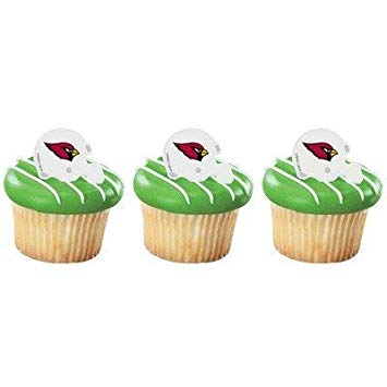 NFL Arizona Cardinals Cake Rings (12 count)