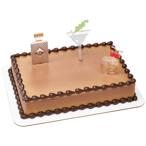 Mixology Assortment Cake Kit
