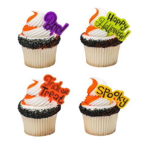 A Birthday Place - Cake Toppers - Halloween Greeting DecoPics®