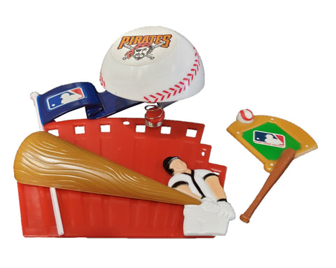 MLB Home Run Pittsburgh Pirates Decoset Cake Topper