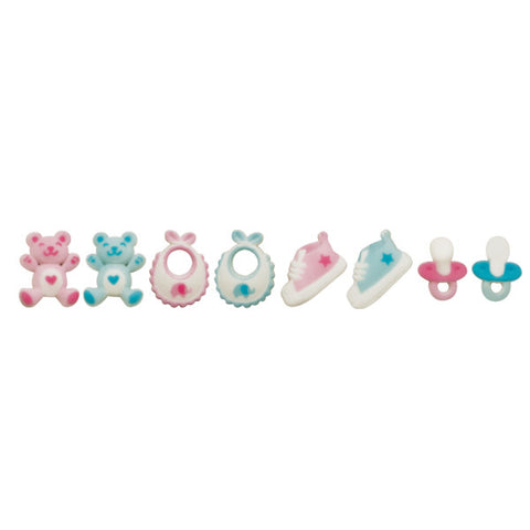 Baby Shower Assortment Dec-Ons® Decorations