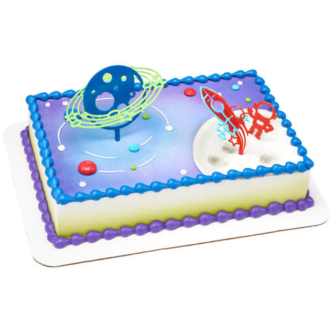 Space Explorer Cake Kit