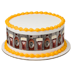 Beard And Hops PhotoCake® Image Strips