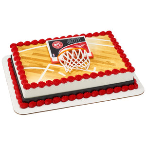NBA-Slam Dunk Edible Cake Topper DecoSet® Background
