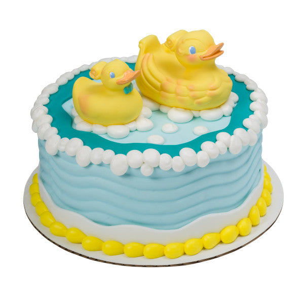 A Birthday Place - Cake Toppers - Duckies DecoSet®