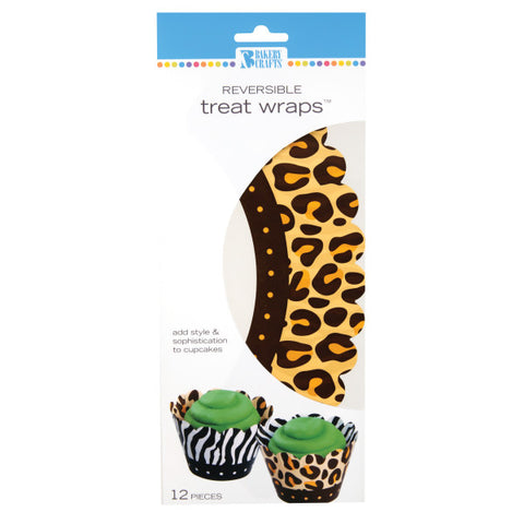 Jungle Reversible Treat Wraps®