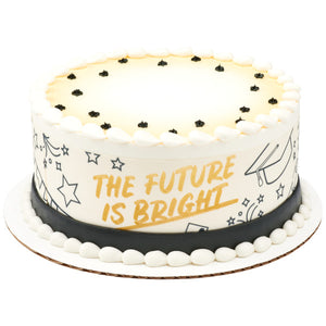 Bright Inspiration Edible Cake Topper Image Strips