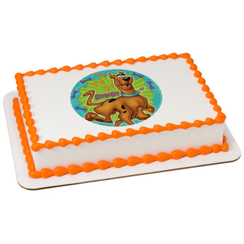 A Birthday Place - Cake Toppers - Scooby-Doo! Your Pal Edible Cake Topper Image