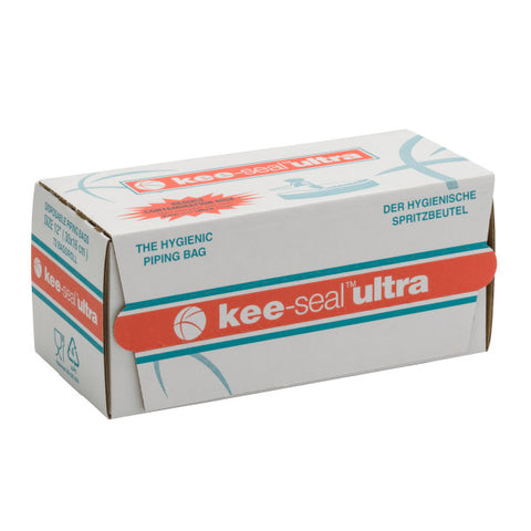 "Kee-seal Ultra Disposable 12"" Master Case 5/72 PKG Pastry Bag"