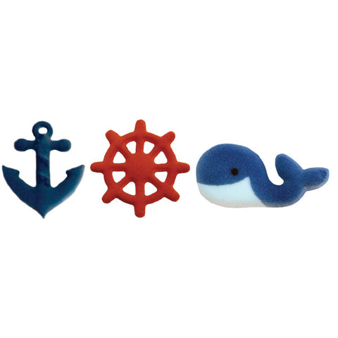 Nautical Assortment Dec-Ons® Decorations