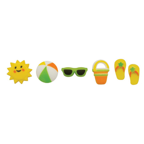Summer Fun Assortment Dec-Ons® Decorations