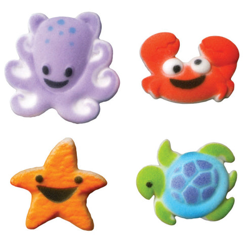 Sea Buddies Assortment Dec-Ons® Decorations