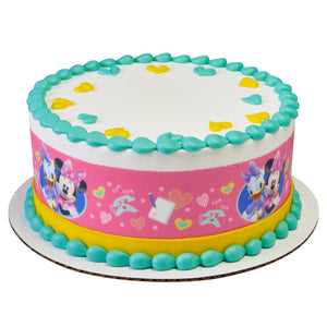 Minnie-Better Together PhotoCake® Image Strips